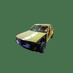 Abrasive Blasting - Brisbane - Car