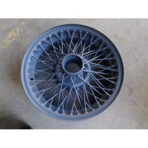 Abrasive Blasting - Brisbane - Wheels steel and Alloy